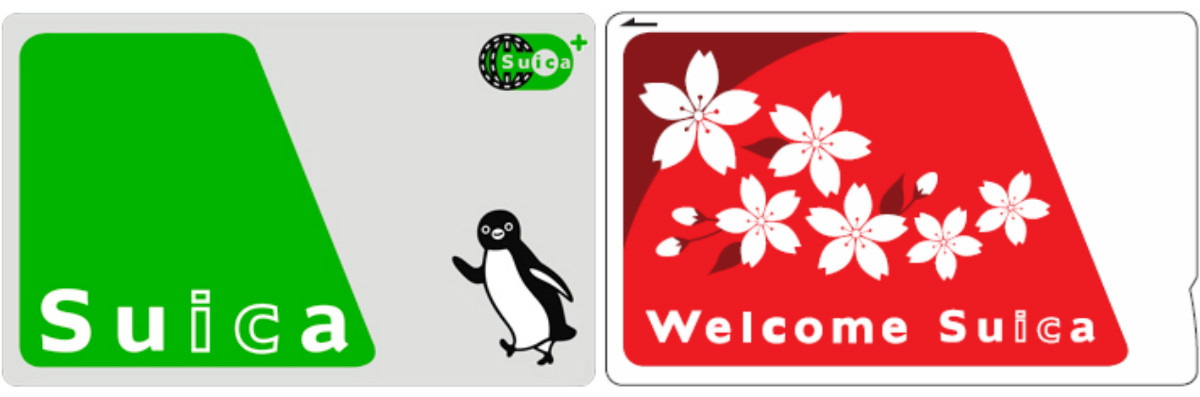 """Welcome Suica"" for foreign travelers visiting Japan from September 2019"
