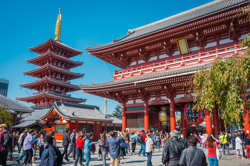 Experience Authentic Japanese Culture In Downtown Tokyo