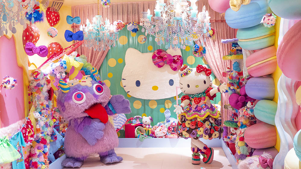 KAWAII MONSTER CAFE Hello Kitty